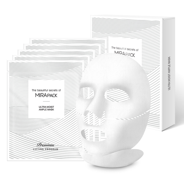 MIRAPACK Ultra Moist Ample Mask