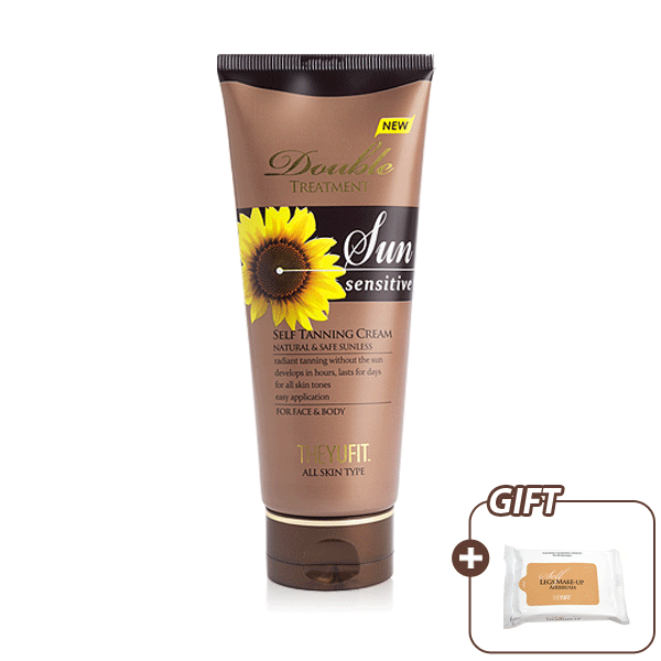 Double Treatment Self Tanning Cream
